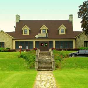 Petrifying Springs GC: clubhouse