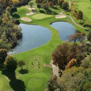 Grand Geneva Resort - Brute: Aerial view