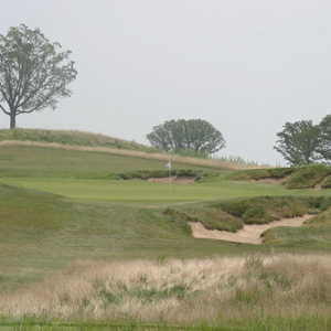 Erin Hills Golf Course - No. 16