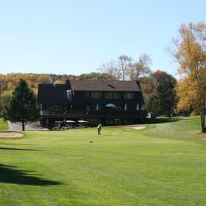 Princeton Valley GC: Clubhouse