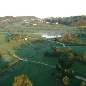 Fox Hollow GC: Aerial view