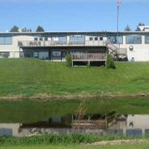 River Edge GC: Clubhouse