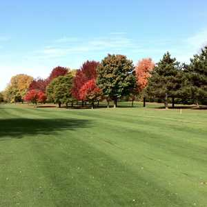 Herbert F. Johnson Park GC: #15