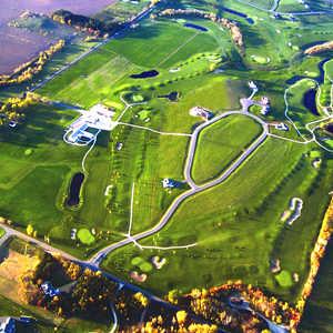 Pheasant Hills GC: Aerial view