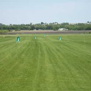 Bass Creek GC: Driving range