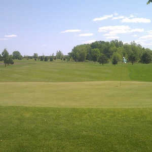 Badger Creek GC: #16