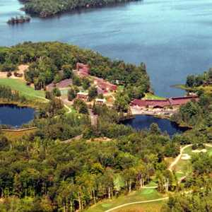Lakewoods Forest Ridges GC: aerial view