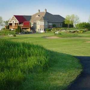 Fire Ridge GC: clubhouse