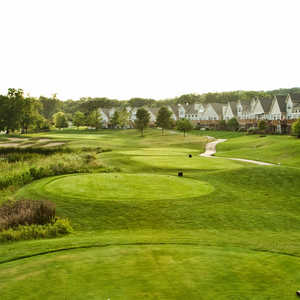 Geneva National GC - Gary Player: #17