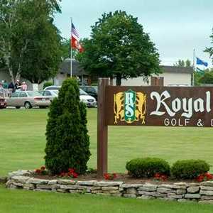 Royal Scot GC