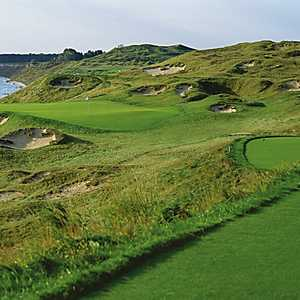 Straits Golf Course at Whistling Straits: #3