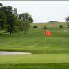 A view of green at Viroqua Hills Golf Course