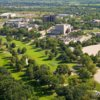 Aerial view from Shorewood Golf Course