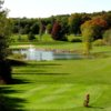 A view from tee #6 at Shamrock Heights Golf Club