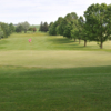 A view of the 3rd hole at Dodge Point Country Club