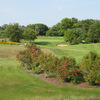 A view of the 7th tee at Kettle Moraine Golf Club