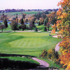 A view of green at Camelot Country Club