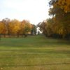 A view of the 18th fairway at Winchester Hill Golf Course